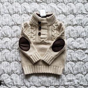 GAP baby boy wool blend sweater